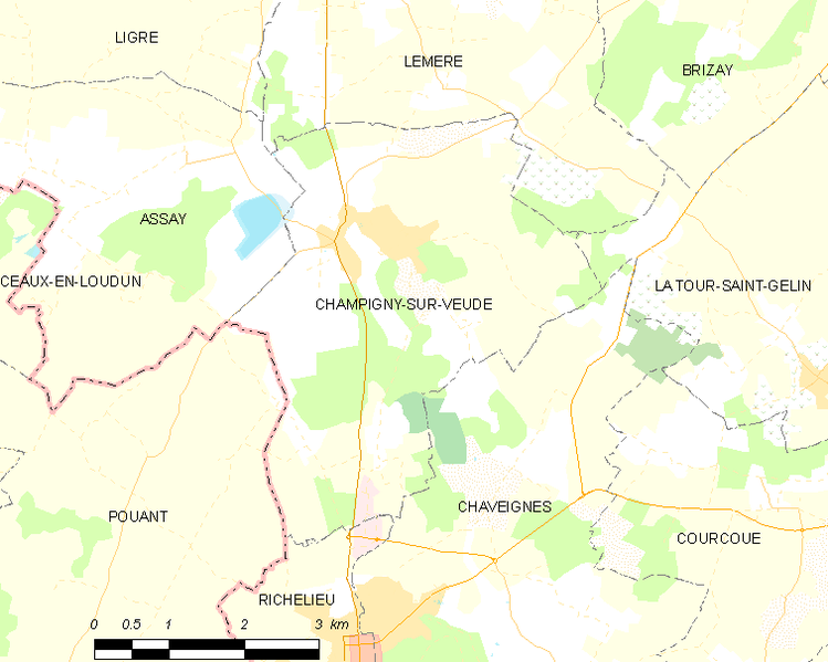 Fayl:Map commune FR insee code 37051.png