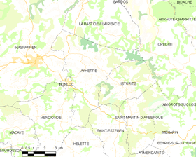 Map commune FR insee code 64086.png