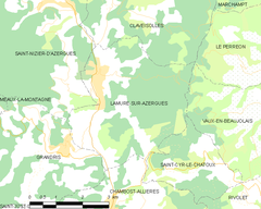 Map commune FR insee code 69107.png