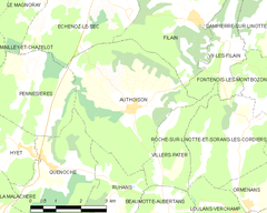Map commune FR insee code 70038.png