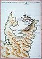 Map of the Spanish Port in Jilong, Taiwan, 1626.jpg