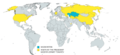Map of the international presidential trips made by Kassym-Jomart Tokayev.png