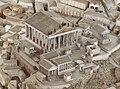 Maquette de Rome (musée de la civilisation romaine, Rome) (5911810278).jpg