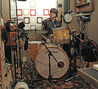 Marc Danzeisen American drummer and musician