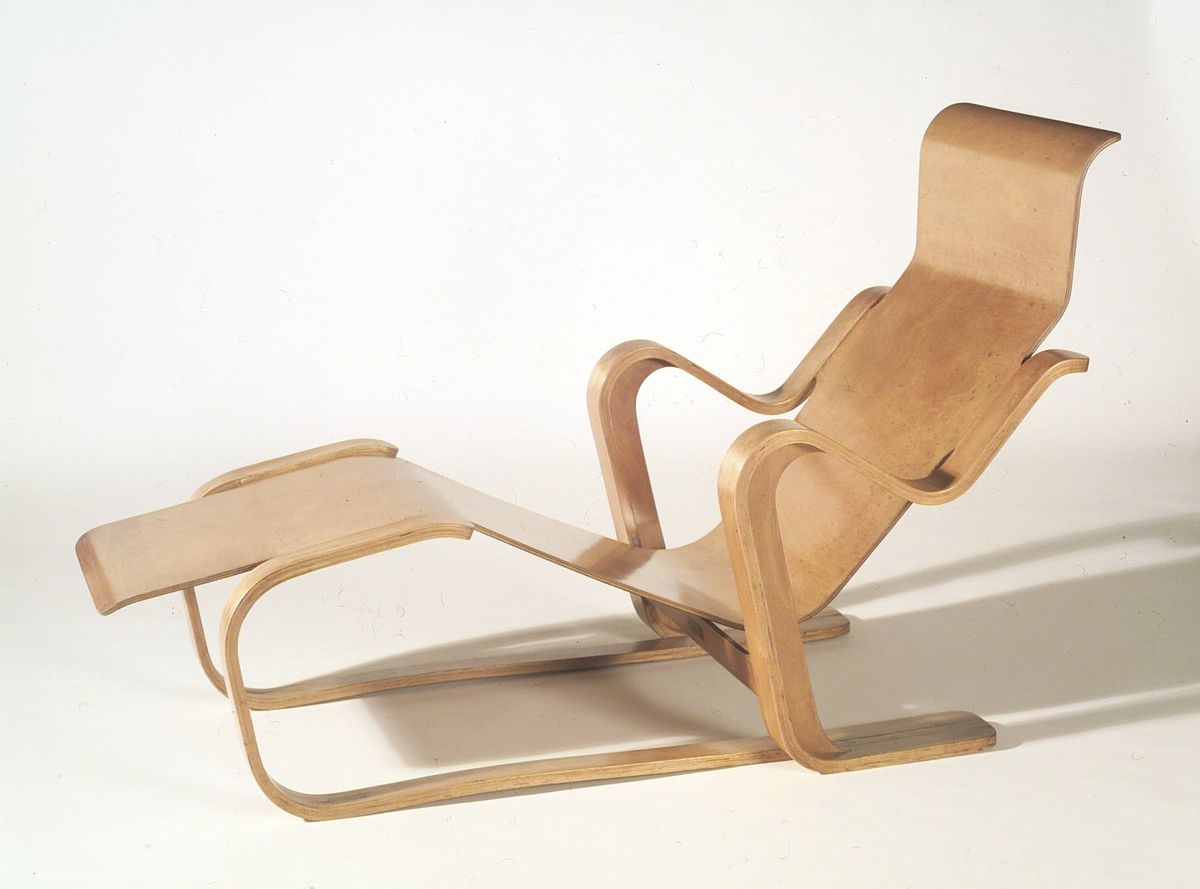 Marcel Breuer Long Chair Ca Used Table And Chairs For