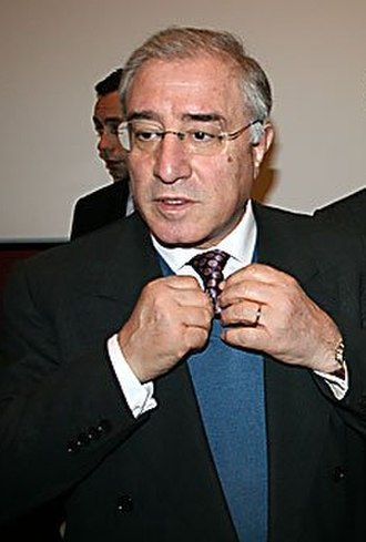 Marcello Dell'Utri - Marcello Dell'Ultri on February 2008.