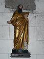 Marcenat église statue.JPG