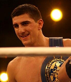 Marco Huck German boxer