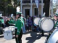 Mardi Gras on St Charles New Orleans 2006 - Shaw HS Band - 2.jpg