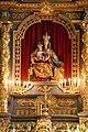 Maria Wörth Pfarrkirche hll. Primus und Felician Hochaltar Madonna mit Kind 28082008 19.jpg
