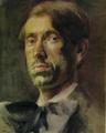 Marian Ruzamski - Portret własny, Warszawa 1921.png