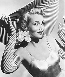 US actress (1916-1972)