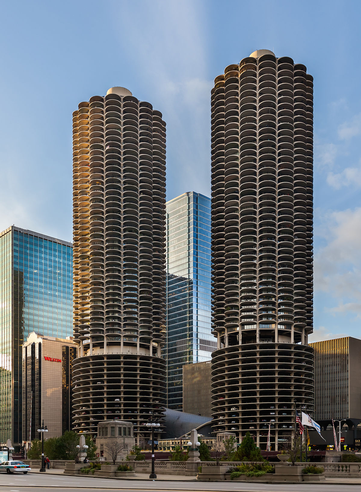 Marina City - Wikipedia