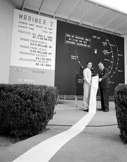 Mariner 2 venus data