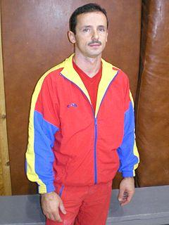 Marius Urzică gymnast