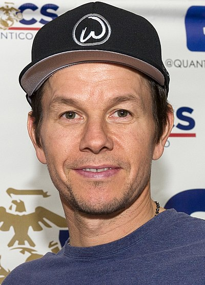 Mark Wahlberg, American actor, television producer and rap musician