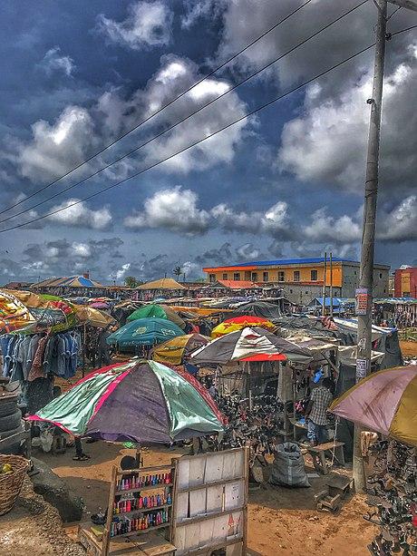 izlazi u Lagosu Nigeriji