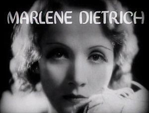 Cafe Istanbul - Marlene Dietrich