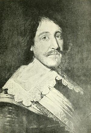 Archibald Campbell, 1st Marquess of Argyll - Image: Marquess of Argyll 1644