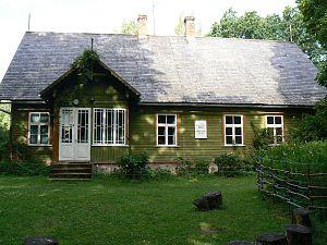 Mart Saar - Birthplace of Mart Saar.