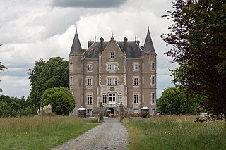 <i>Escape to the Chateau</i> British television documentary series