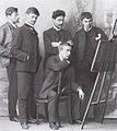 Martiros Saryan with friends and students 1904.jpg