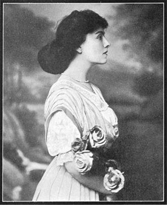 Mary Nash - Nash in 1909