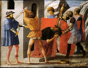 The Decapitation of Saint John the Baptist