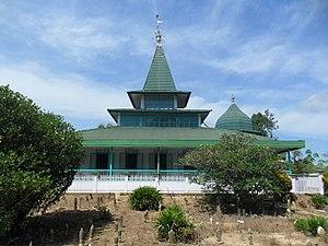 Banua Lawas - Image: Masjid Pusaka Banua Lawas (2)