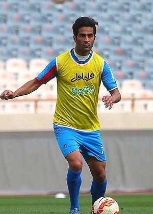 Masoud Shojaei - Shojaei training with Iran in 2016
