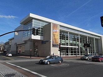 MassMutual Center - Image: Mass Mutual Center, Springfield MA