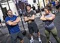 Mat Fraser, Shaun White and Sammy Moniz 181222-D-PB383-014 (46423162561).jpg