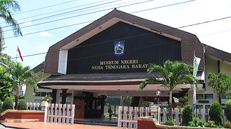 Mataram (city) - Museum of West Nusa Tenggara