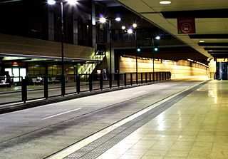 Mater Hill busway station