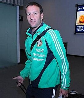 Vicente Matías Vuoso Mexican footballer