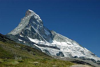 English: The Matterhorn
