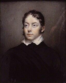 Matthew Lewis (writer) English Gothic writer