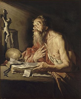 De rerum natura - St. Jerome contended in his Chronicon that Cicero amended and edited De rerum natura. This assertion has been hotly debated, with most scholars thinking it was a mistake on Jerome's part.