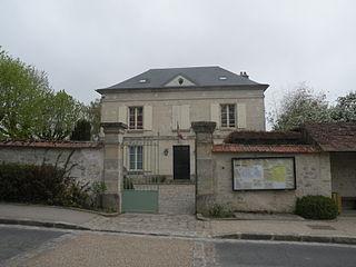 Maudétour-en-Vexin Commune in Île-de-France, France