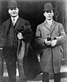 Max Blanck and Isaac Harris, owners of the Triangle Waist Company (5279933972).jpg