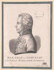 Maximilian, Count of Merveldt austrian diplomat and general