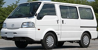 Mazda Bongo Motor vehicle