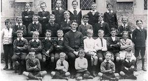 Christ Church Grammar School - Canon W J McClemans 1914