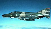 McDonnell Douglas F-4G-43-MC Phantom 69-7234