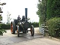McLaren Traction Engine at Statfold Barn - geograph.org.uk - 564805.jpg