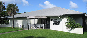 McLarty Treasure Museum - Image: Mc Larty Treasure Museum (Oblique View)