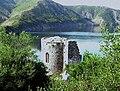 Medieval church ruins on Shurdhah Island.jpg
