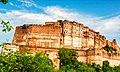 Mehrangarh Fort Jodhpur landscape.jpg