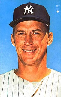 Mel Stottlemyre American baseball player and coach