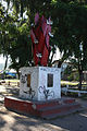 Memorial DDHH Chile 40 Plazuela Carlos Lorca.jpg